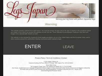 LegsJapan